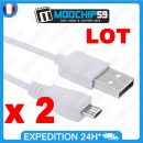 Cable Micro USB 2A
