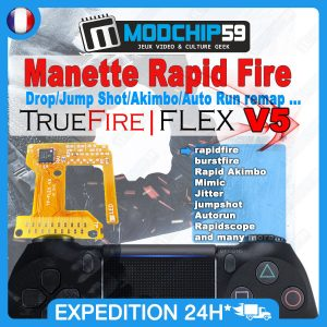 Rapid fire ps4 truefire flex v5 ➭ scuf gaming ps4