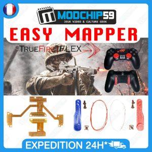 TrueFire Easy mapper v2 v3 ps4 remap kit custom controllers palette ps4