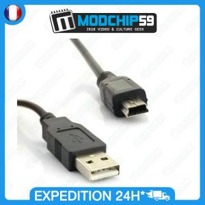 Mini CABLE USB MINI-B