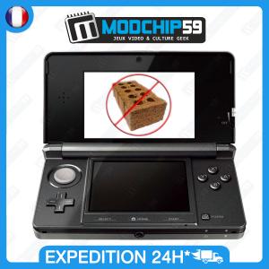 FORFAIT SERVICE Débrickage 3DS / 3DS XL