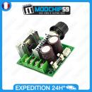 variateur de vitesse moteur PWM DC
