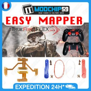 TrueFire Easy mapper v2 v3 ps4 remap kit custom controllers palette ps4