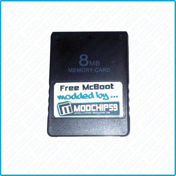carte mémoire free mcboot mc boot hack ps2 usb loader