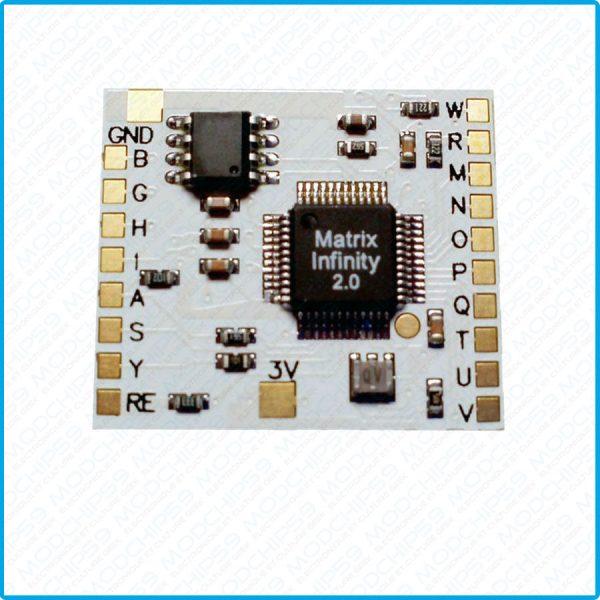 Carte Matrix Infinity modbo pour flash PS2 usb loader de développement