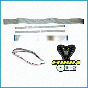 Nappe flexible flat cable FFC de remplacement pour Cobra Ode au choix