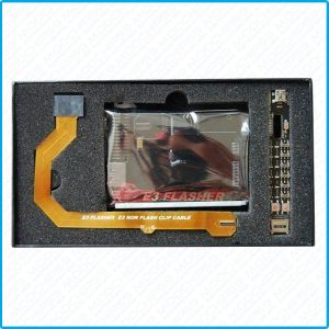 E3 Flasher Micro puce outil de réparation et developpement hack ps3 jailbreak