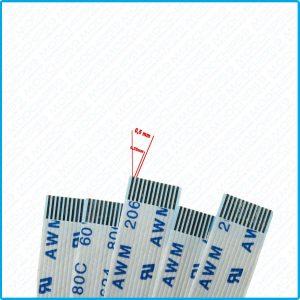 Nappe FFC Flat 12 pins