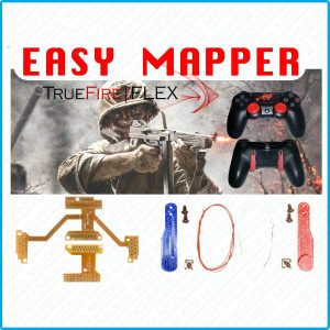 TrueFire Easy mapper v2 v3 ps4 remap kit custom pour manette à palette ps4