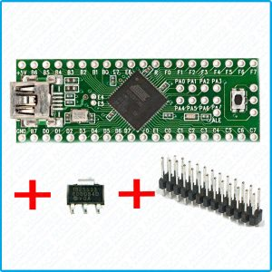 Teensy 2.0 ++ USB AVR PCB carte de développement Arduino ISP AT90USB1286 moins cher que teensy 3.6