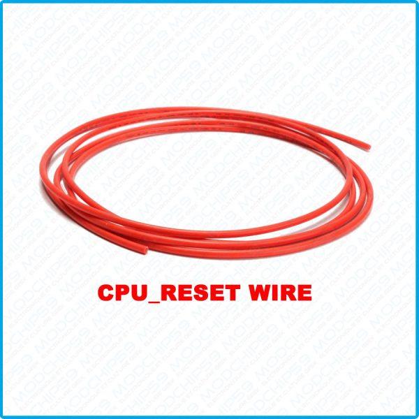 fil cpu reset electrique spécial pour Glitch RGH Fat et Slim