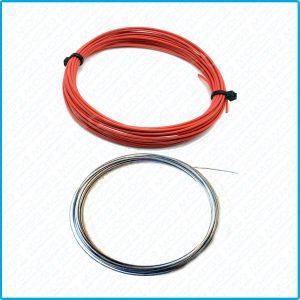 Pack assortiment modding fil electrique de soudure étain+awg30