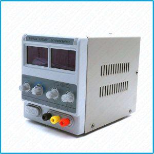 alimentation stabilisée 12v 5v 15v 2A régulée laboratoire YIHUA 1502DD
