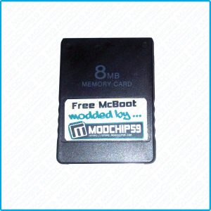 carte memoire ps2 Sony Playstation 2 memory card