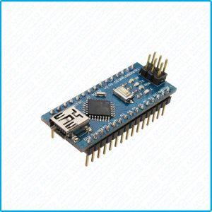 arduino nano v3 comme carte arduino uno de programmation