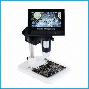 mini microscope lcd électronique usb digital 5.0MP 1000x avec écran