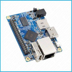 Orange pi one h3 carte développement idéale pour équiper un mini pc, une console retrogaming et emulation comme les raspberry pi 3