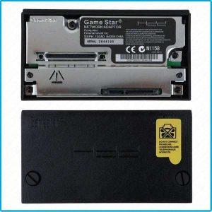 PlayStation 2 PS2 FAT SATA HDD Adaptateur de disque dur et réseau compatible Free McBoot FMCB