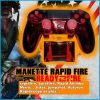 Manette rapid fire ps4 manette ps4 custom TrueFire comme scuf