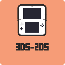 3DS - 2DS
