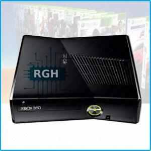 Console RGH jtag xbox 360 pour développement