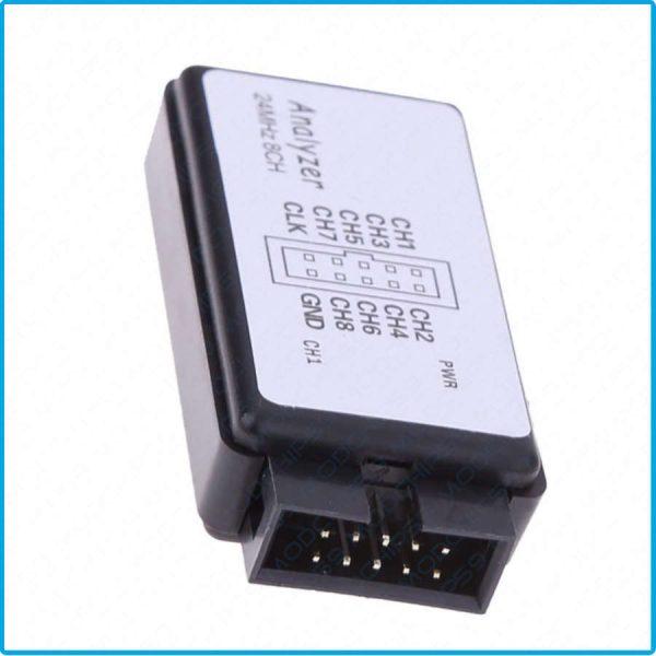 analyseur logique usb 24 MHz 8 canaux débogueur FPGA comme saleae