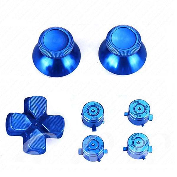 Métalliques Bleus
