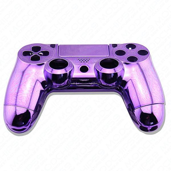 Violet métal